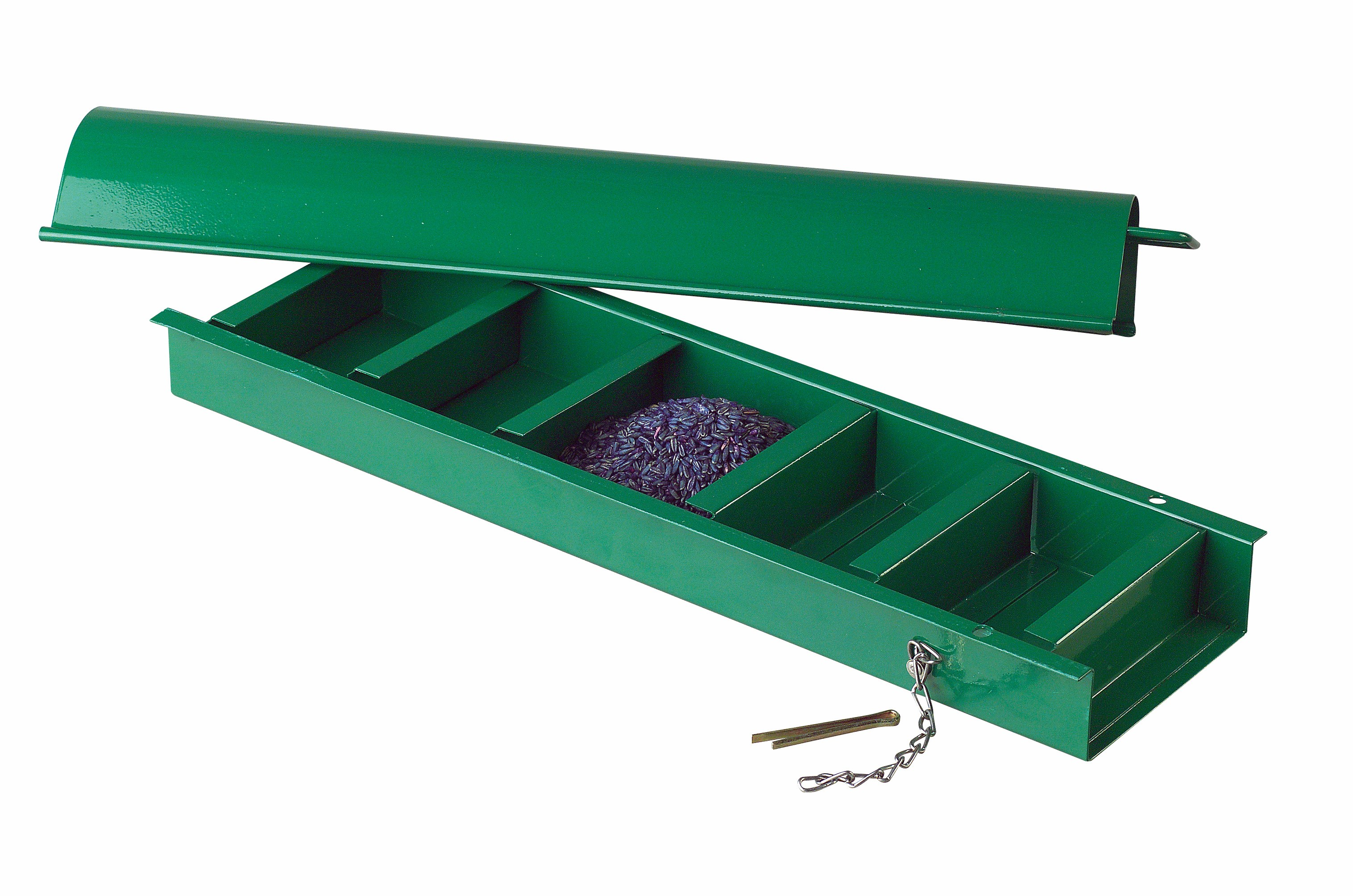 couloir de pi geage 5 compartiments pour rat et souris ntd chasse et pi geage. Black Bedroom Furniture Sets. Home Design Ideas
