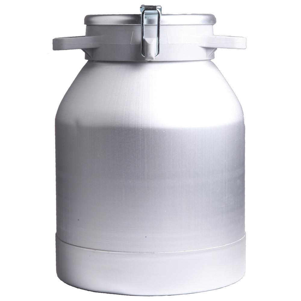 bidon de lait pour transport en aluminium 20l ukal. Black Bedroom Furniture Sets. Home Design Ideas