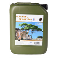 """Goudron de pin dit """"de Norvège"""" 5 kg"""