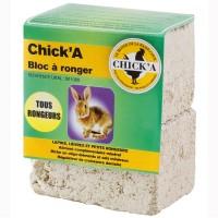 Chick'A Bloc à ronger tous rongeurs