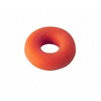 Anneaux de gomme orange