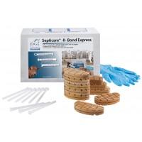 SEPTICARE-II-BOND EXPRESS - Kit de soin du pied sans pistolet