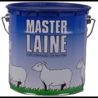 Peinture pour mouton bleu 4 kg