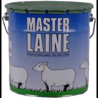 Peinture pour mouton verte 4 kg