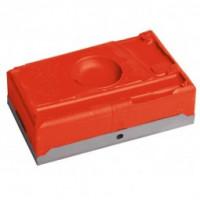 Bloc marqueur RAIDEX pour harnais - Orange