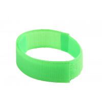 Bracelets auto agrippants pour bovins vert x5