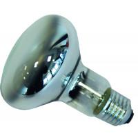 Ampoule PHILIPS IR à vis blanche 100W