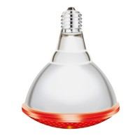 Lampe IR/PAR vis rouge Interheat 100W