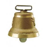 Cloche ronde en fonte de laiton