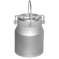 Bidon à lait en aluminium 10 litres