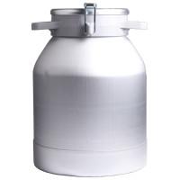 Bidon de lait en aluminium 20 litres
