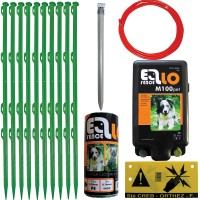 Clôture électrique pour chien XTRALONGFENCE