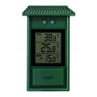 Thermomètre digital mini maxi vert