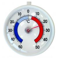 Thermomètre pour congélateur rond