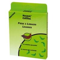 Appât naturel pour piège à limaces