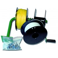 Kit complet fil attrape-mouches STICKY STRING 300 m