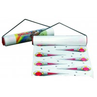 Bande attrape-mouches collante Sticky, 7m x 30cm