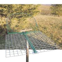 Piège à filet pour oiseaux sur poteaux, grand modèle BOXTRAP