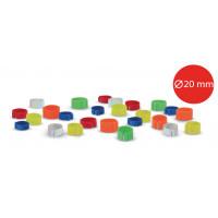 Bague à clips 20 mm par 50