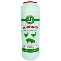 Colophane en poudre, 600 g