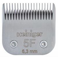 Tête de coupe Saphir 5F/6.3mm Heiniger