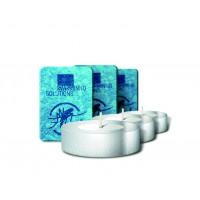Bougies de rechange pour lanterne stop moustiques x 6 SWISSINNO SOLUTIONS