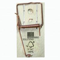 Tapette à souris en bois SWISSINNO SOLUTIONS