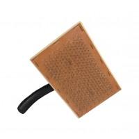 Carde en bois pour bovins 120 x 170 mm