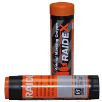 Crayon marqueur Raidex x10 orange