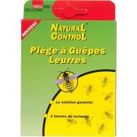 Appât de rechange pour piège à guêpes natural control SWISSINNO SOLUTIONS