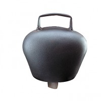 Cloche acier bombé Black-Blue 88 mm