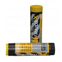 Crayon marqueur Raidex jaune X10