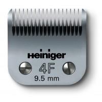 Tête de coupe Saphir 4F/9.5 mm Heiniger