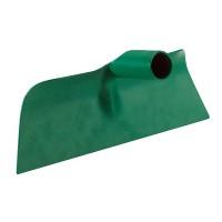 Rabot à tirer laqué vert 35 cm